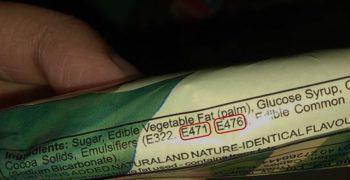 উপাদানে লেখা E471 বা E476 কোড সম্বলিত সকল খাদ্যদ্রব্য কি 'হারাম'?