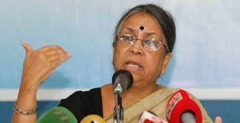 সুলতানা কামাল: 'ভাস্কর্য না থাকলে বাংলাদেশে মসজিদও থাকার দরকার নাই'?